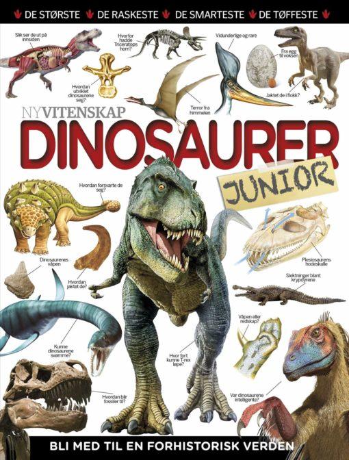Ny Vitenskap: Dinosaurer Junior