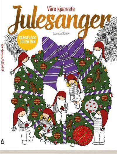 Fargelegg: Våre kjæreste julesanger
