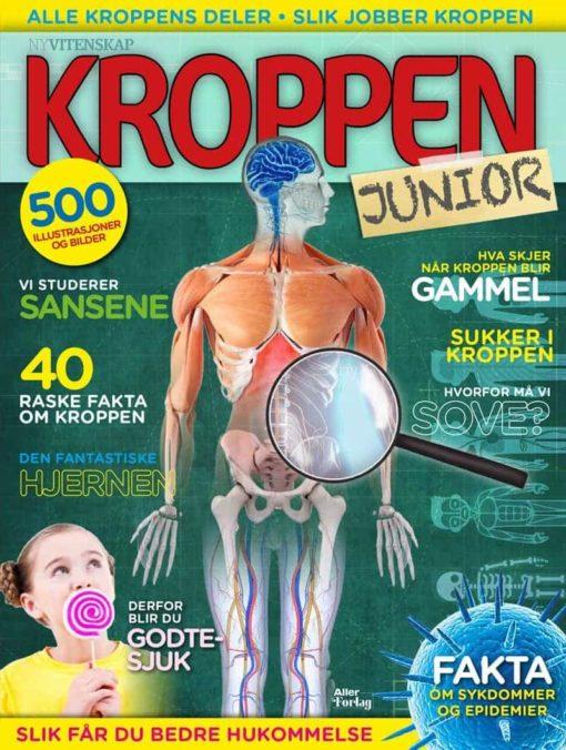 Ny Vitenskap Junior: Kroppen