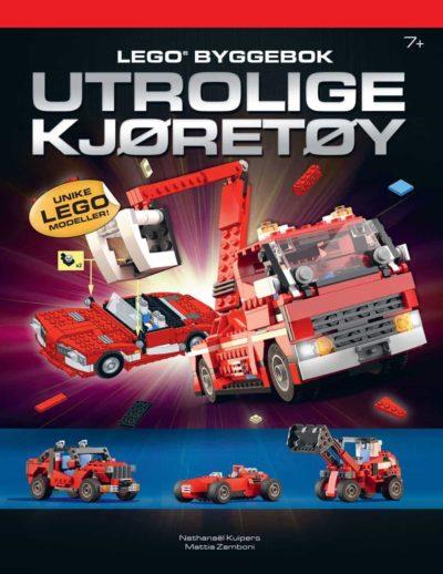 LEGO Byggeboka – utrolige kjøretøy