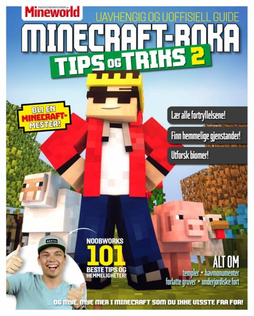 Minecraft-boka; Tips og triks 2