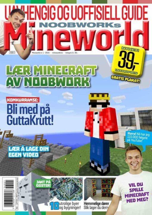 Mineworld nr 1 – 2015