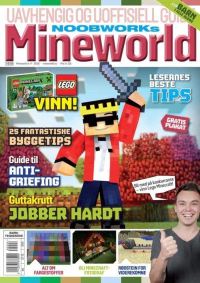 Mineworld nr 4 – 2016