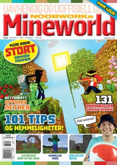 Mineworld nr 7 – 2016