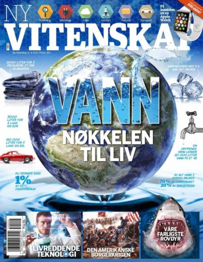 Ny Vitenskap nr 4 – 2015