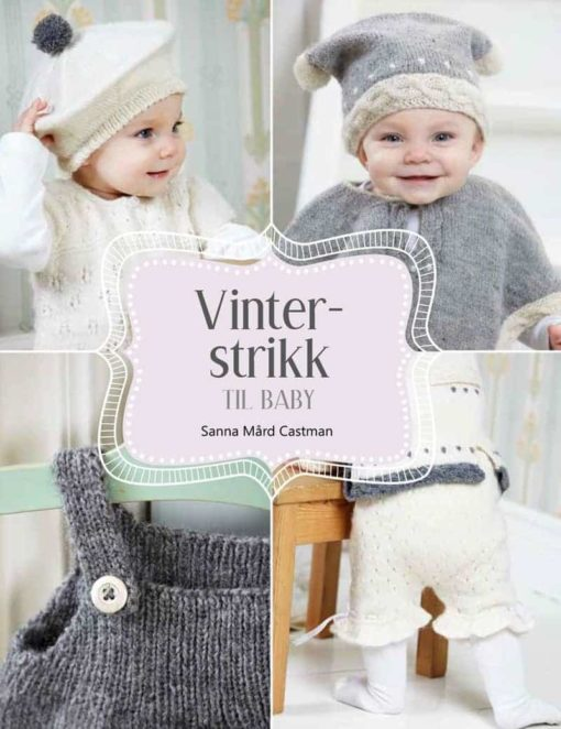 Vinterstrikk til baby