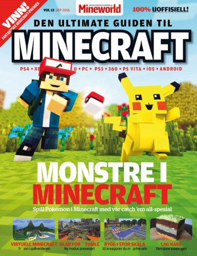 Den Ultimate Guiden til Minecraft 01