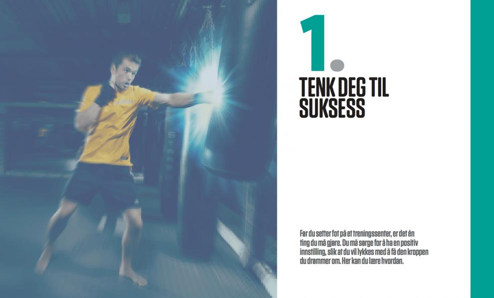 7 regler: tenk deg til suksess, oppslag