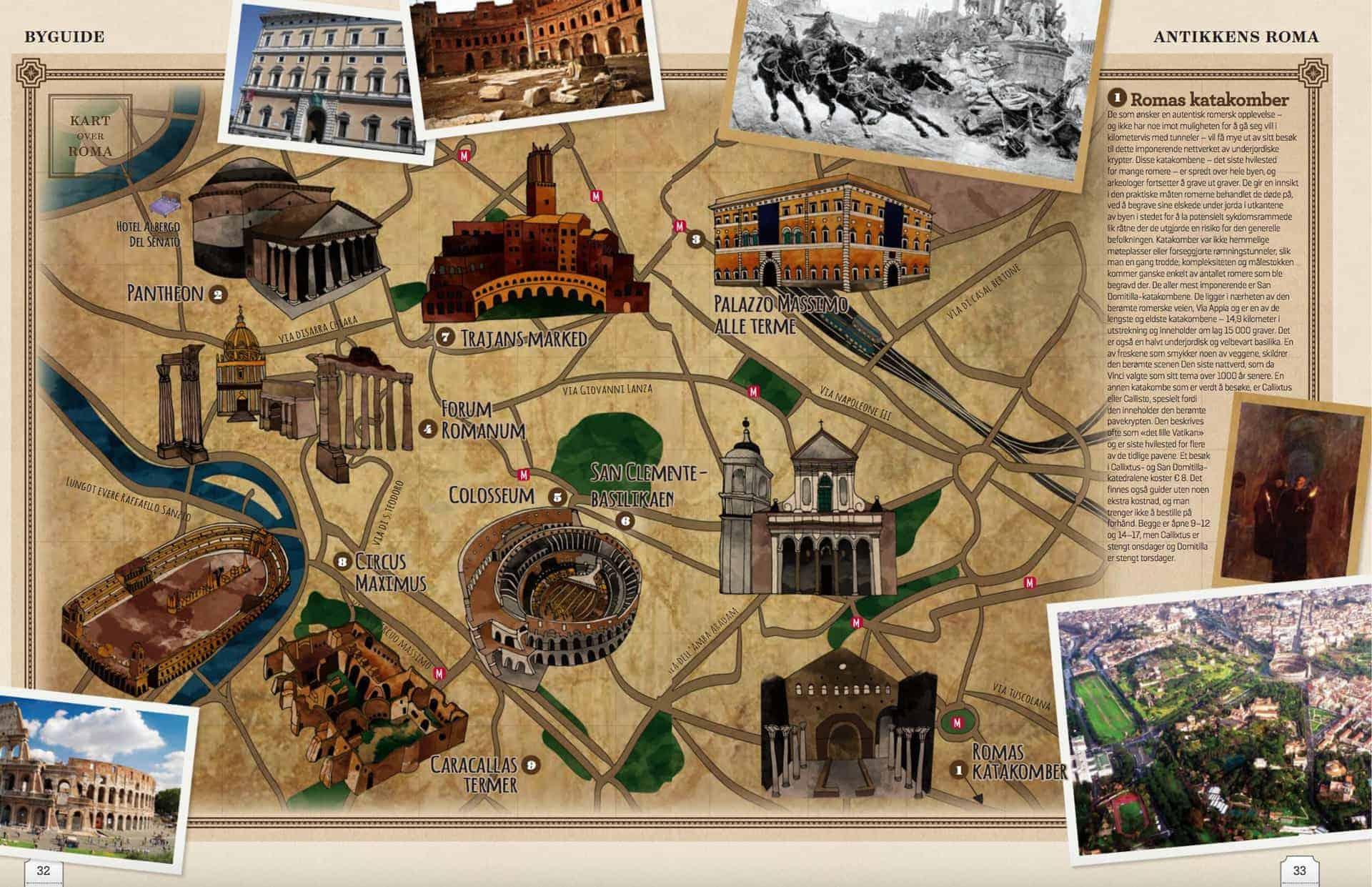 Antikkens Roma Bokasin Spennende Temaboker