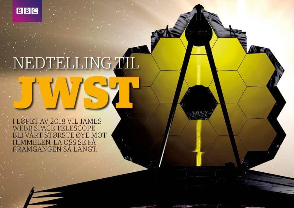 Nedtelling til JWST
