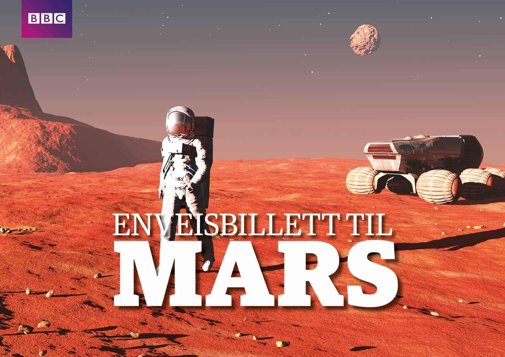 Enveisbillett til Mars