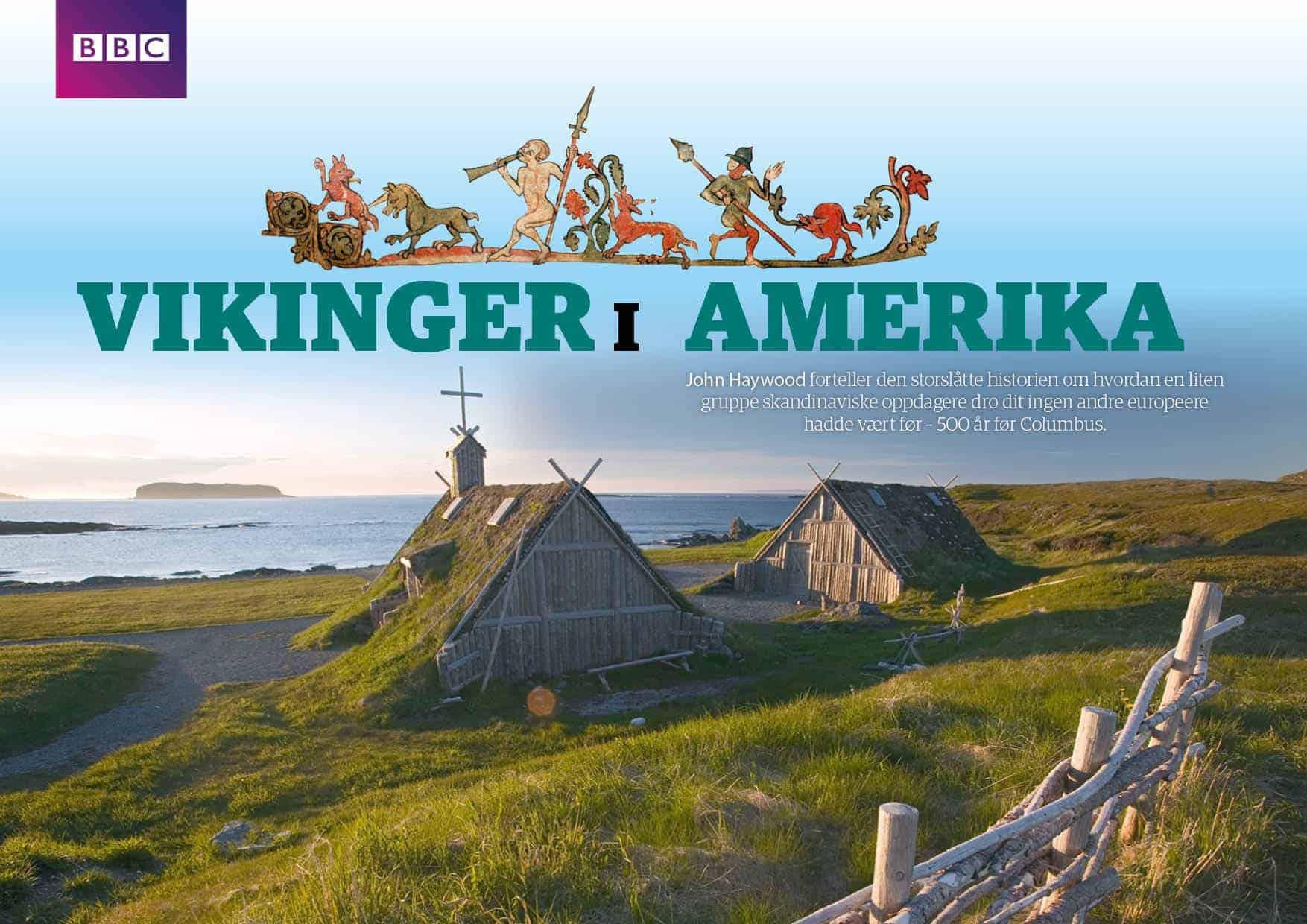 Vikinger i Amerika