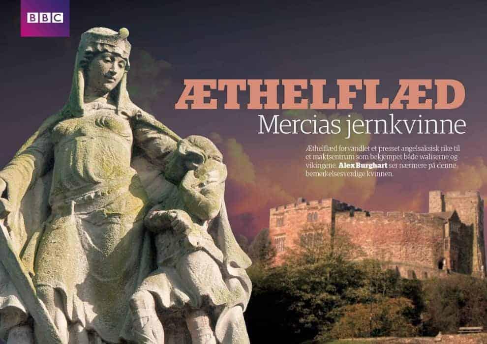 Æthelflæd – Mercias jernkvinne
