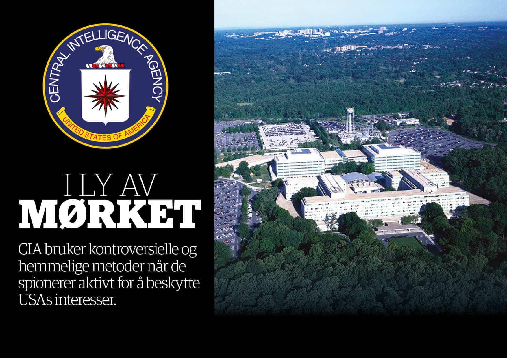CIA: I ly av mørket