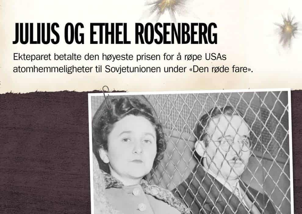 Superspioner: Julius og Ethel Rosenberg