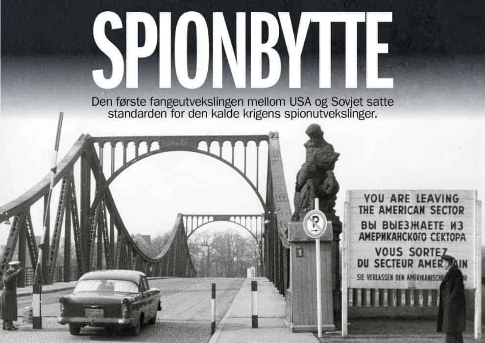 Spionbytte