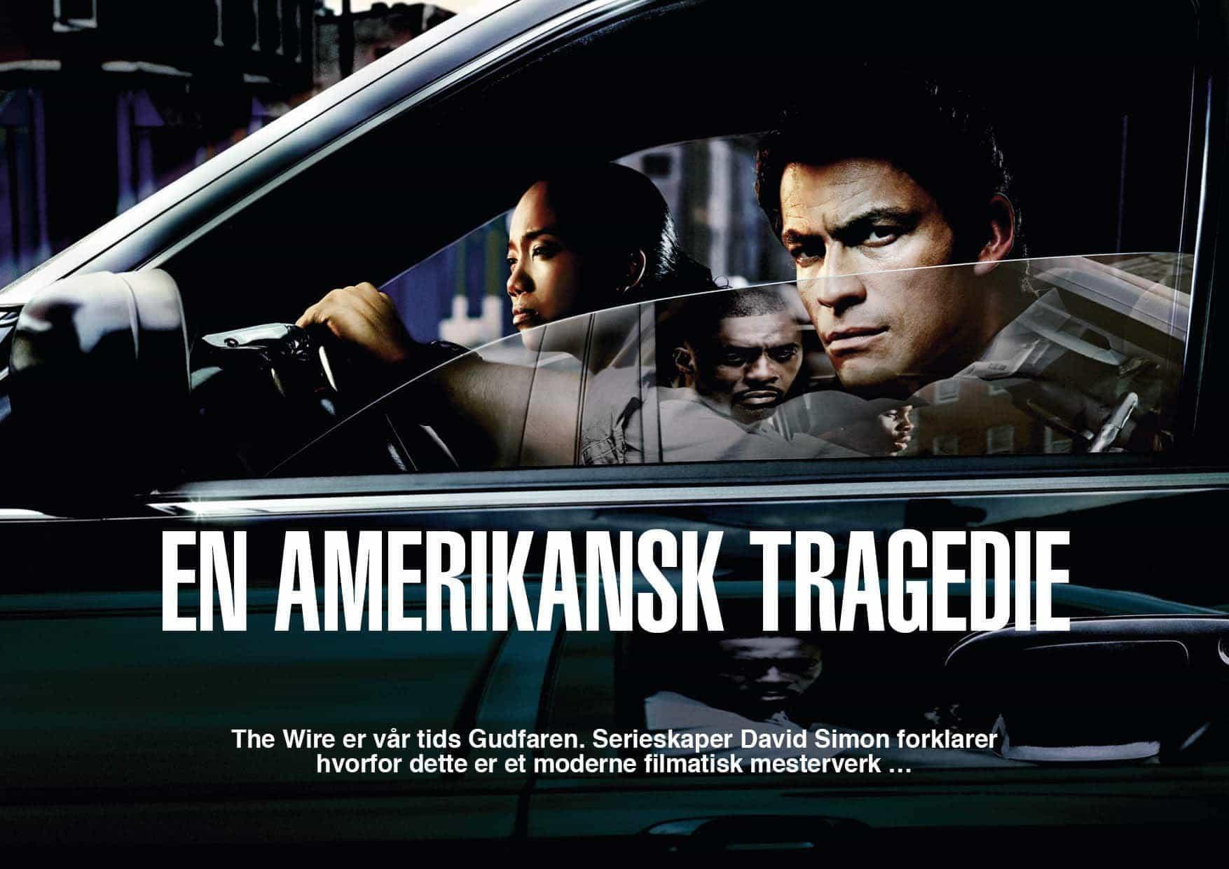 En amerikansk tragedie