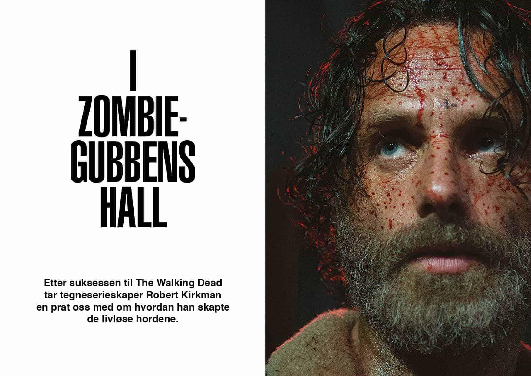 I zombiegubbens hall