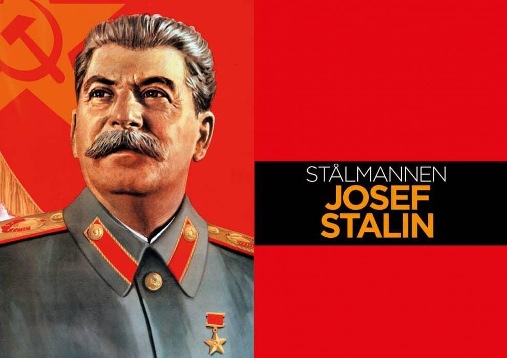 Stålmannen Josef Stalin
