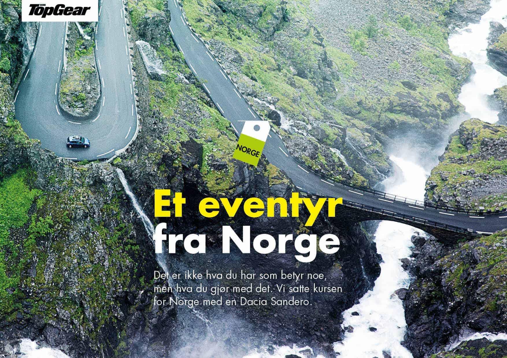 Et eventyr fra Norge