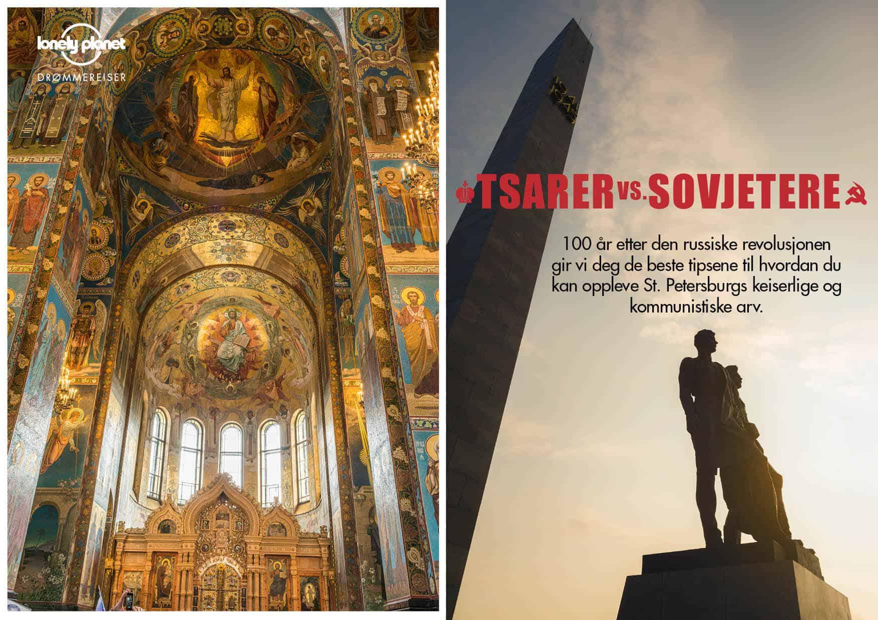 Tsarer vs. sovjetere