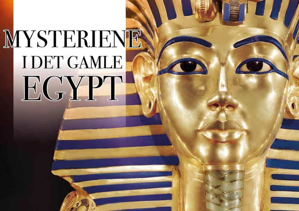 Mysteriene i det gamle Egypt