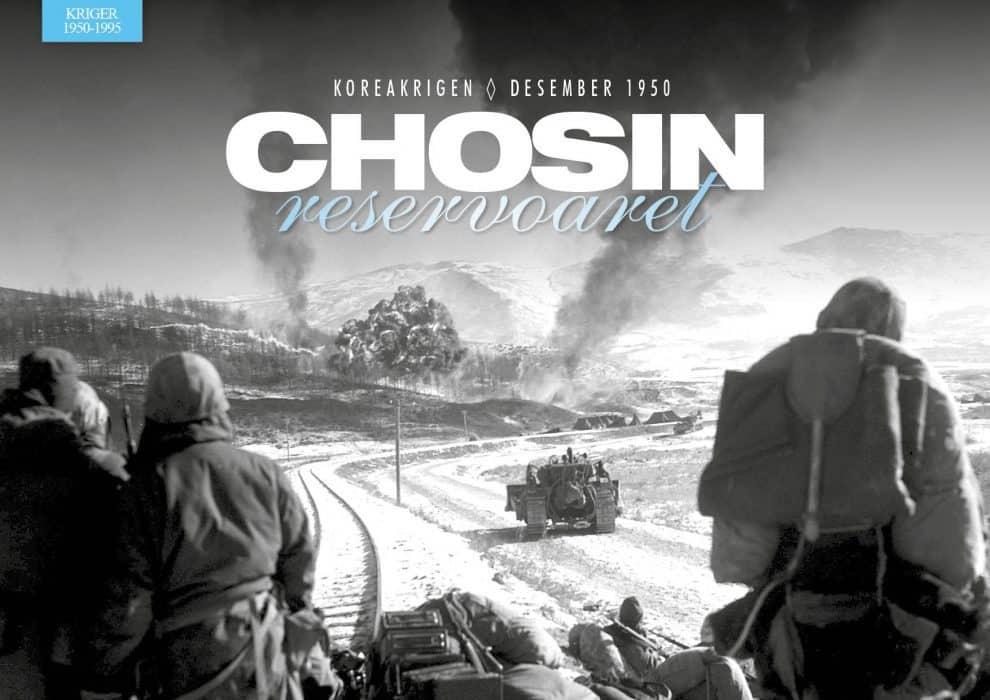 Koreakrigen: Chosin-reservoaret