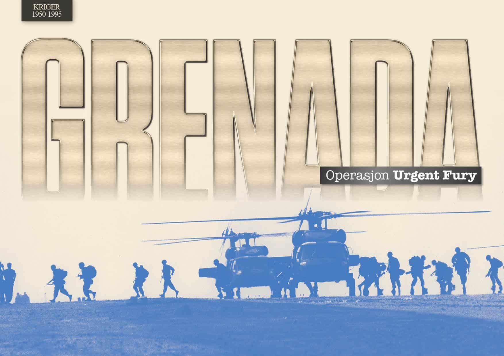 Grenada: Operasjon Urgent Fury