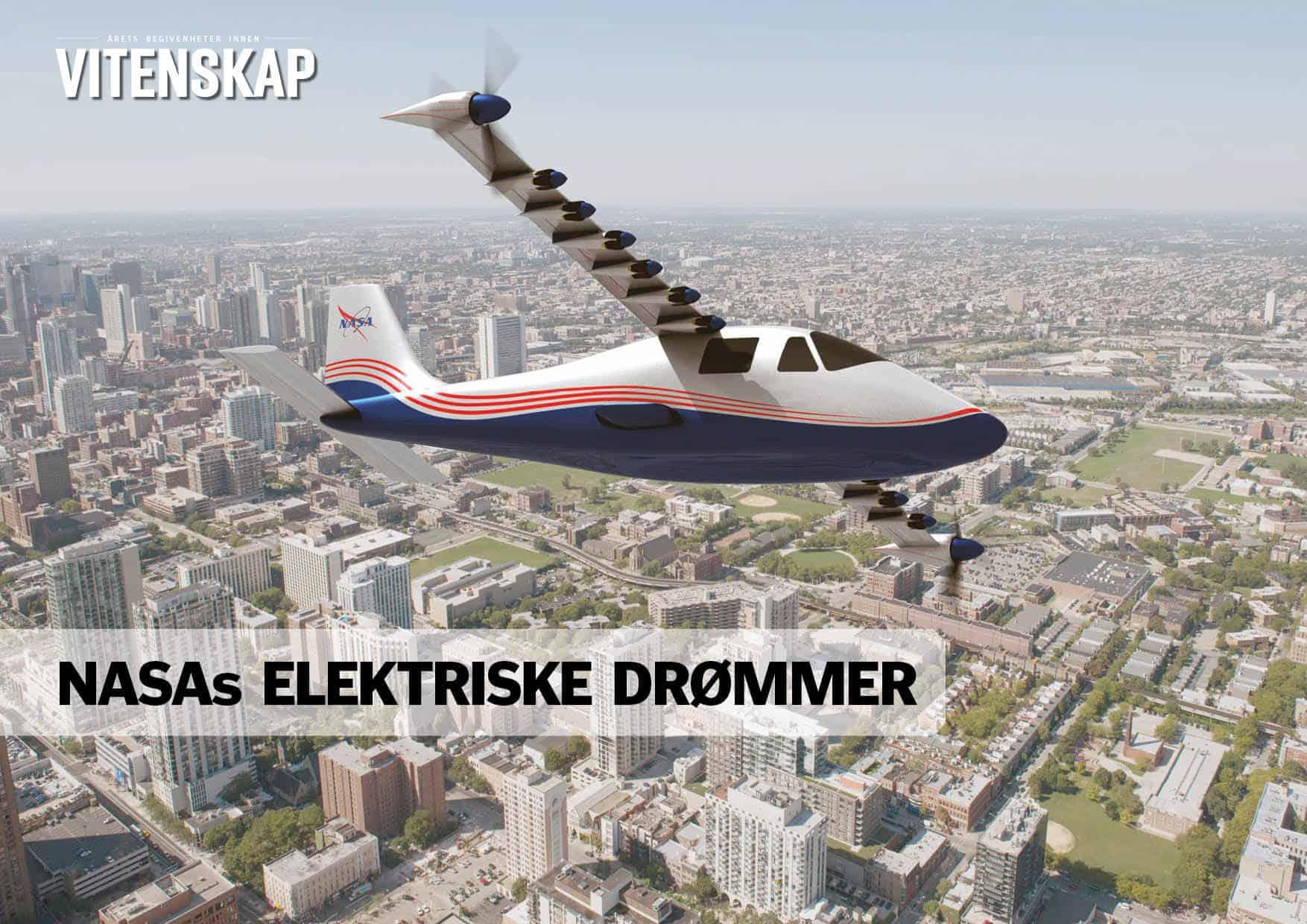 NASAs elektriske drømmer