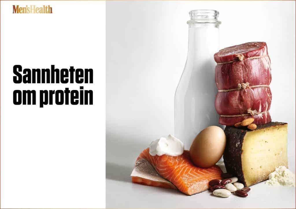 Sannheten om protein