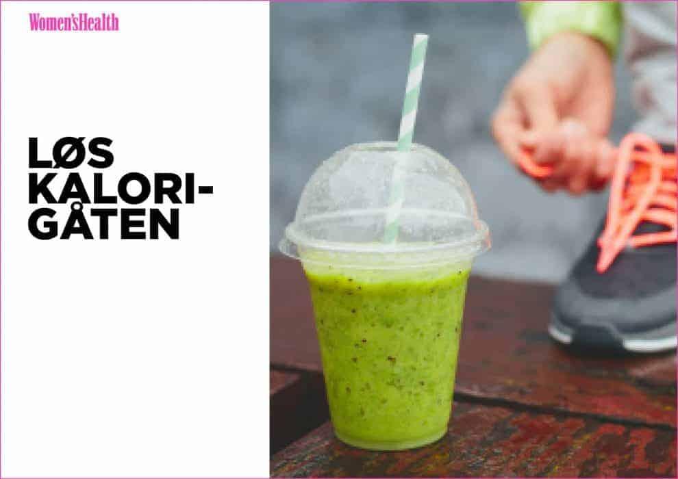 Løs kalorigåten