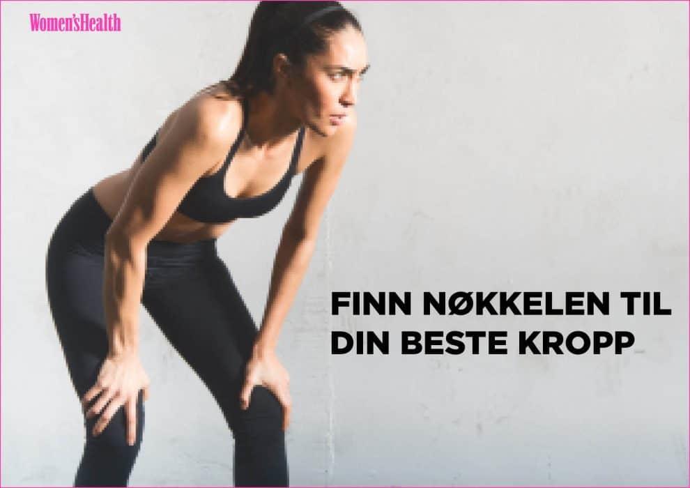 Finn nøkkelen til din beste kropp