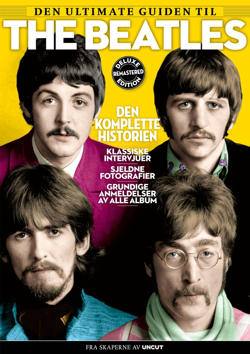 Uncut: The Beatles - Den ultimate guiden